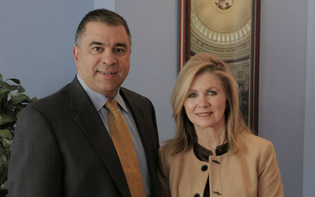 Marsha Blackburn Tennessee